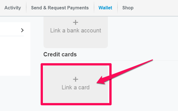 verify paypal account with vcc