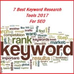 7 Best Keyword Research Tools 2017 [For SEO] – To Increase Revenue