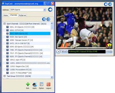 guardare-le-partite-di-calcio-gratis-su-internet-con-sopcast-e-tvants Guardare le partite di Calcio Gratis su Internet con SopCast e TvAnts