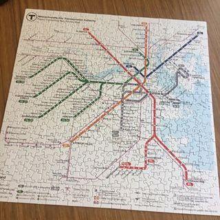 MBTA Puzzle