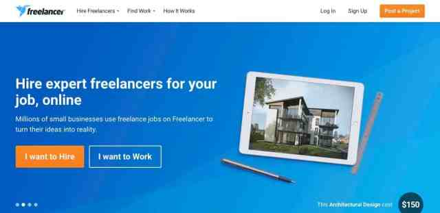 Freelancer jobs
