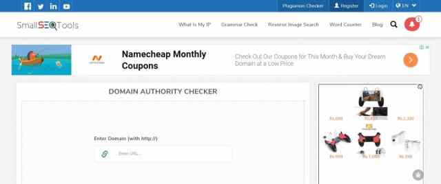 10 Best Domain Authority Checker Websites in 2019 9