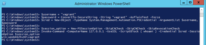 Managing Windows Servers with Ansible – Blogging for Logging