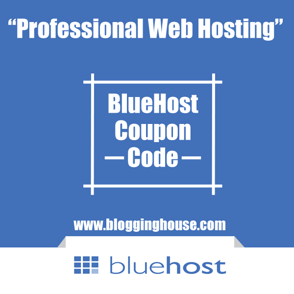 BlueHost Coupon Code