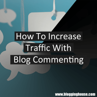 increase traffic with blog commenting