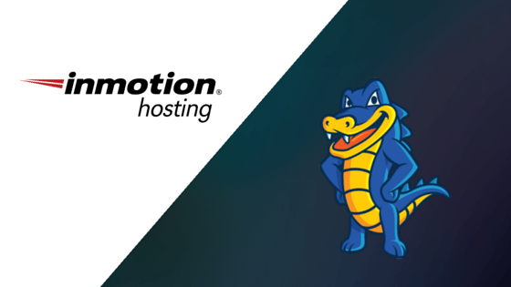 InMotion Hosting vs. HostGator
