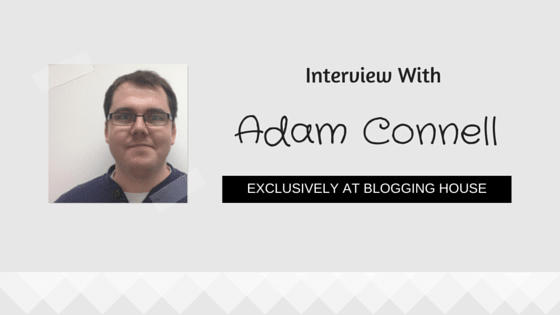 Interview with Adam Connell