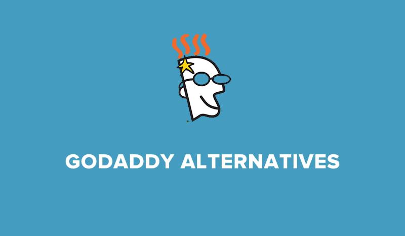 Godaddy  Alternatives