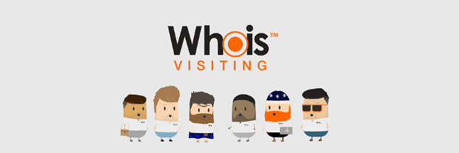 WhoIsVisiting Logo