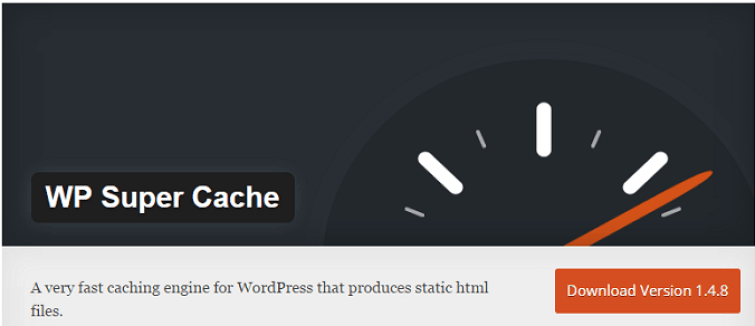 caching plugin in wordpress