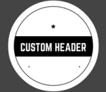 add custom header to wordpress theme
