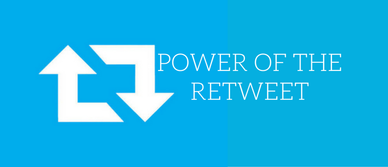power of the retweet