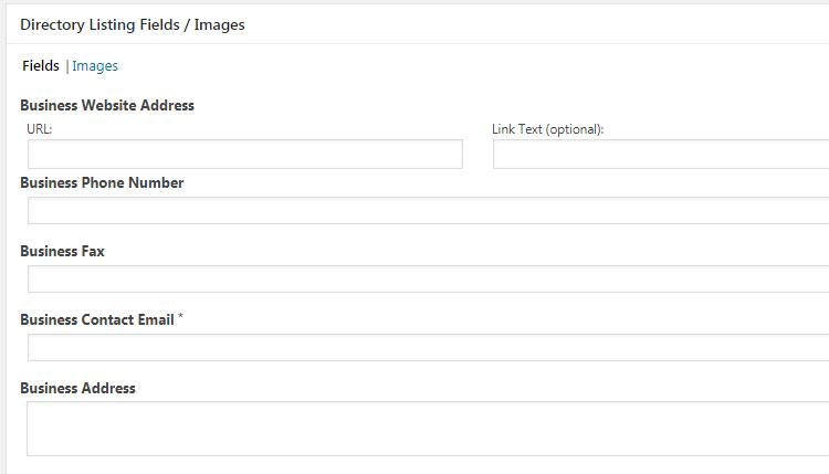 make web directory
