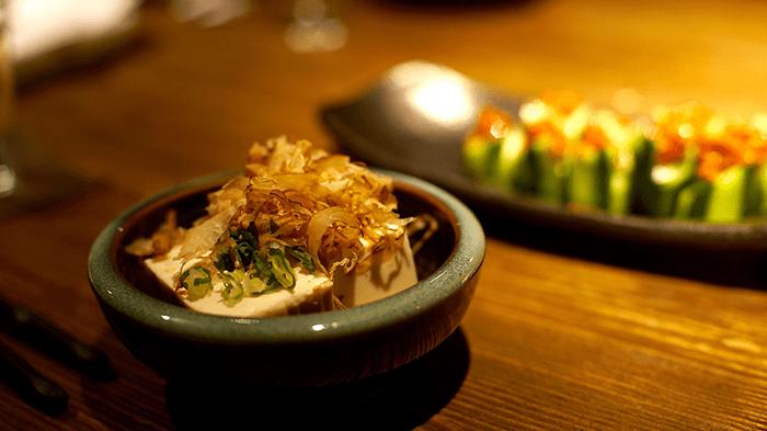travel blog in japan food