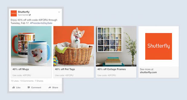 Facebook Announcing New Product Ads To Target Right Audience