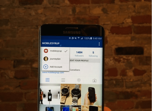 Instagram Testing Multiple Accounts On Android Devices