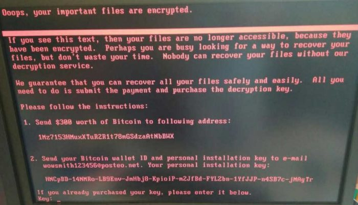 Locky Ransomware Attack