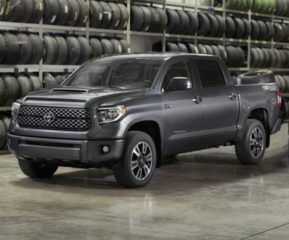 Powerful and Rugged Toyotas