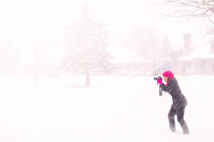 7 Simple Advice For Winter And Snow Photography