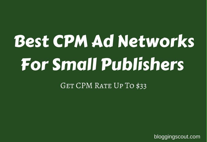 best-cpm-ad-networks-for-small-publishers