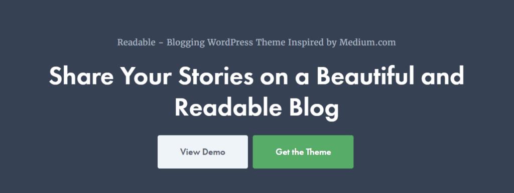 readable-theme