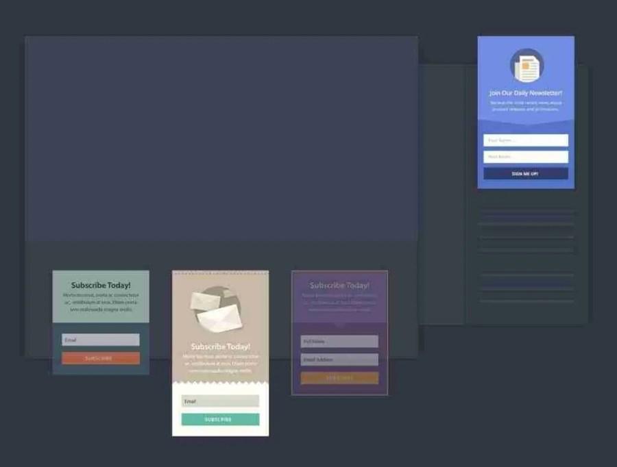 widgets-mocks