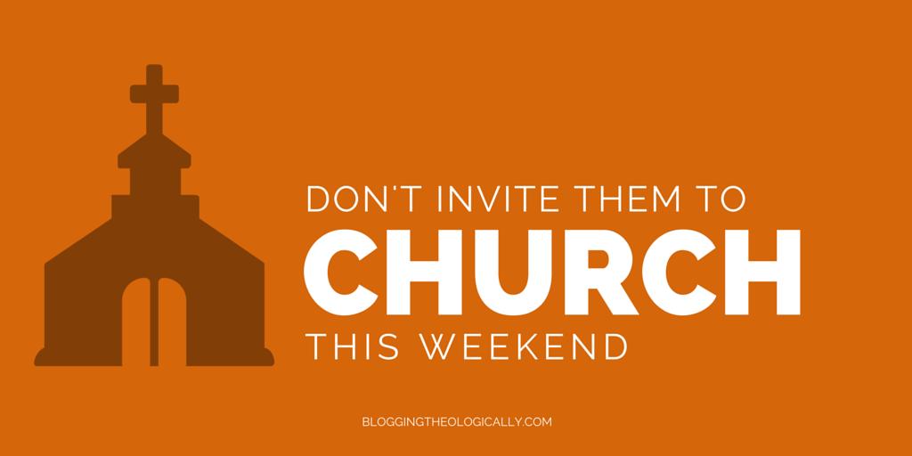 church-weekend