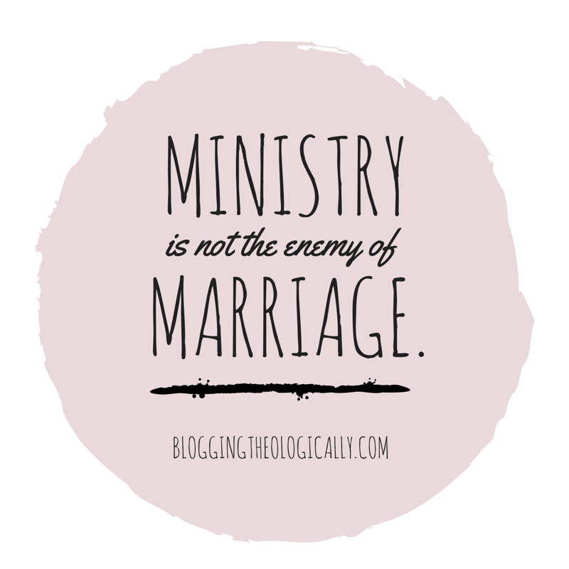 ministry-marriage