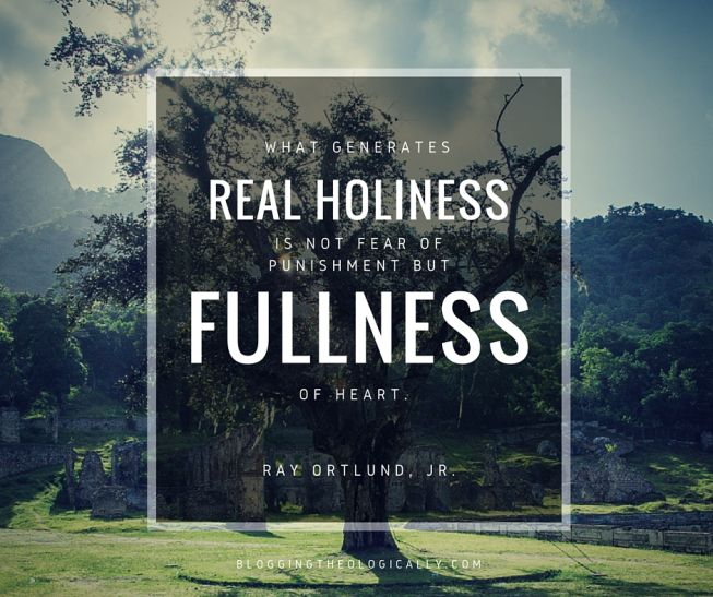 real-holiness