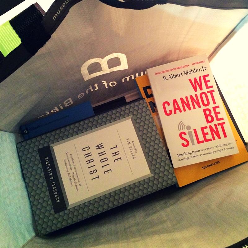 T4G book packing step three