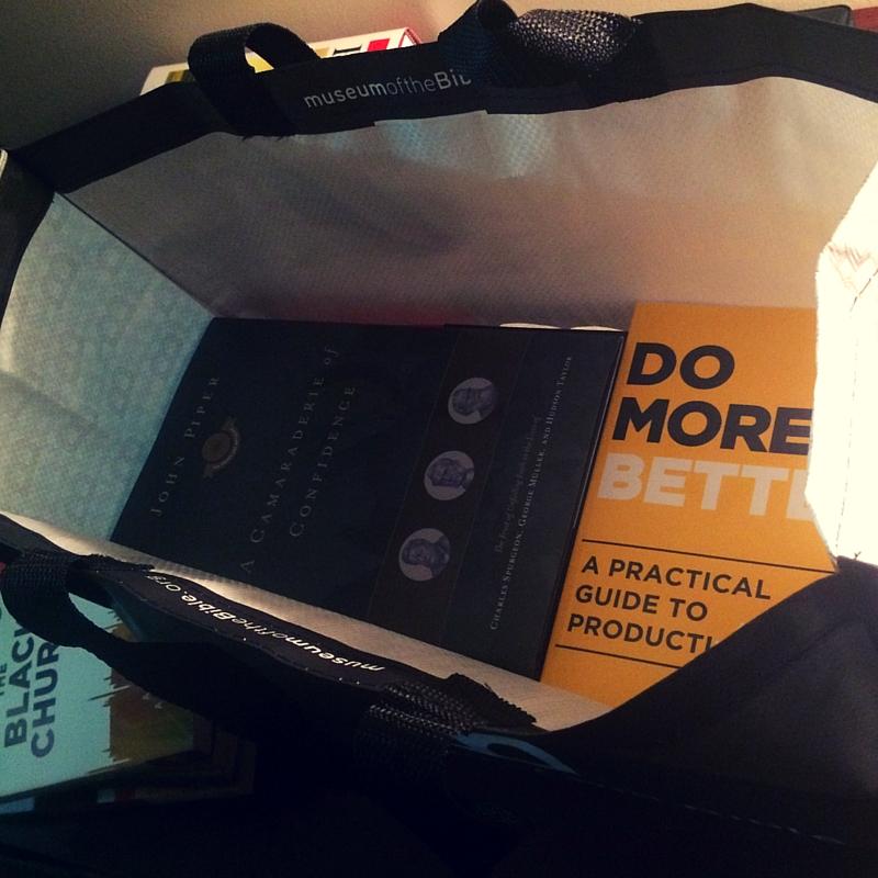 T4G book packing step three (again)