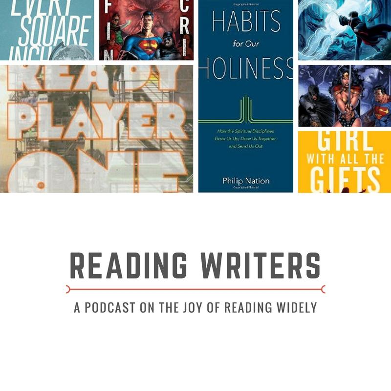 Reading Writers Episode 15