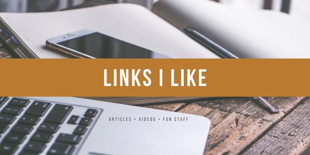 Links I like (2018 edition)