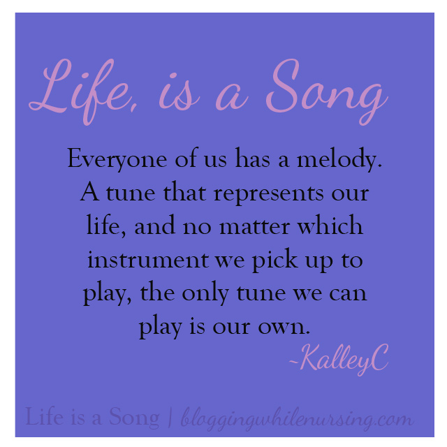 Life-is-a-song