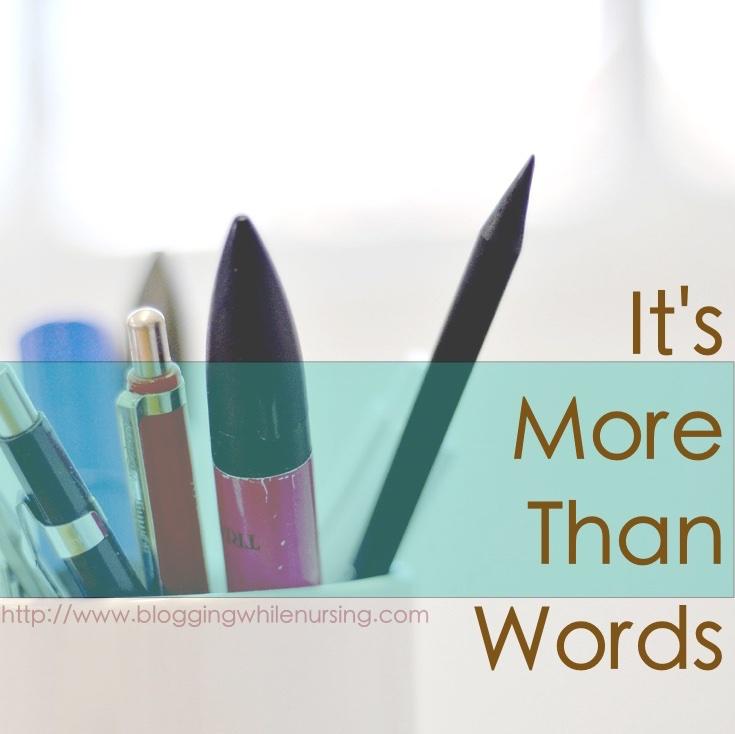 It's More Than WordsSQ