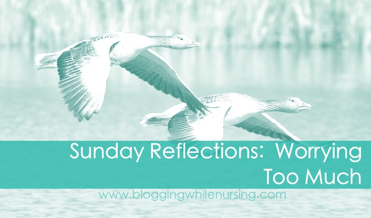 SundayReflections-Worry