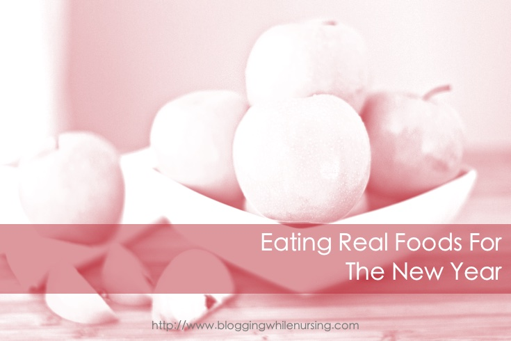 eating real foods