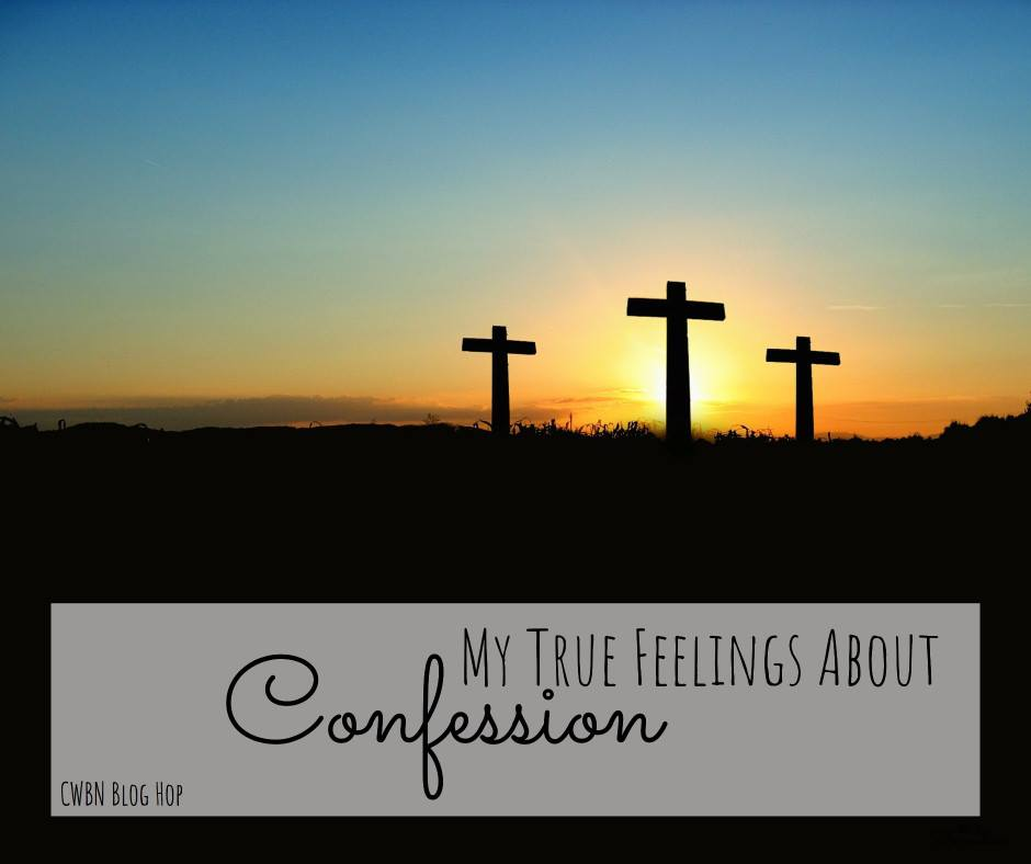 confession, reconciled to you