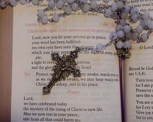 Rosary-Liturgy of the Hours-Prayer