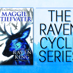 www.bloggingwithdragons.com - book review - The Raven Cycle Series
