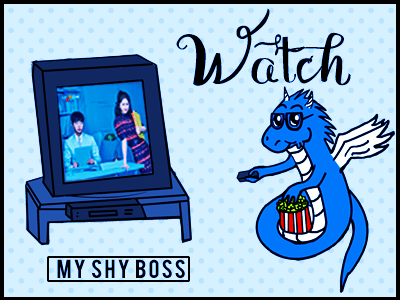 KDrama Review: My Shy Boss