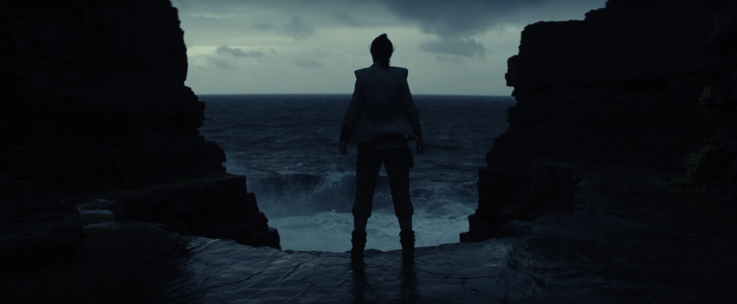 Why Reylo Stays - Blogging with Dragons