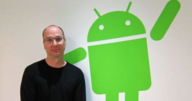 andy rubin founder of android
