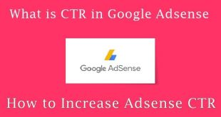 What-is-CTR-in-Google-adsense-and-increase-tips