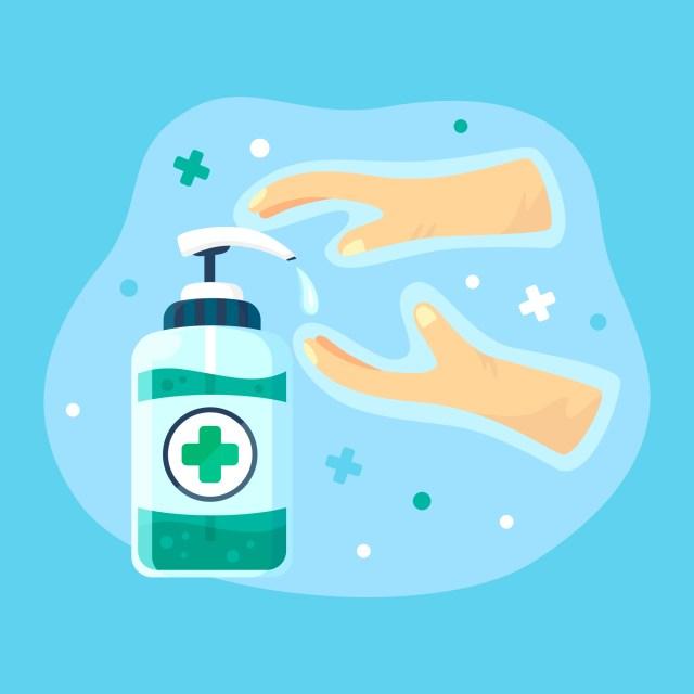 Hand Sanitizers Work