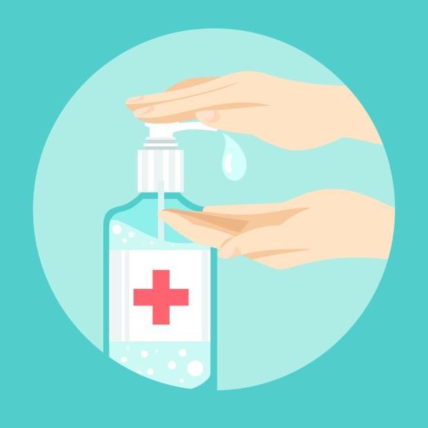 Hand Sanitizers Myth