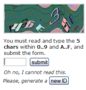 WTF Blog Clutter: The Death of the CAPTCHA
