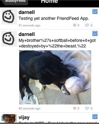 iFriendFeed With BuddyFeed (And So Should You)