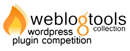 Weblog Tools Collection WordPress Plugin Competition logo