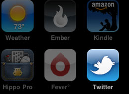 twitter iphone 4.0